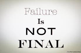 failureisnotfinal